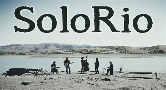 An image of band poster of SoloRio