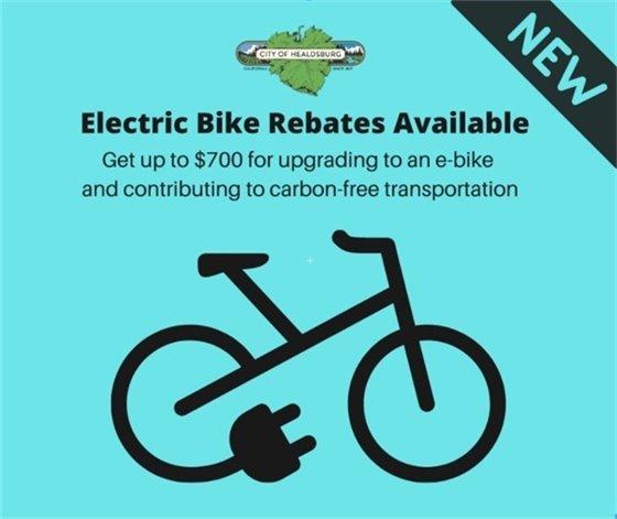 E-Bike Rebate