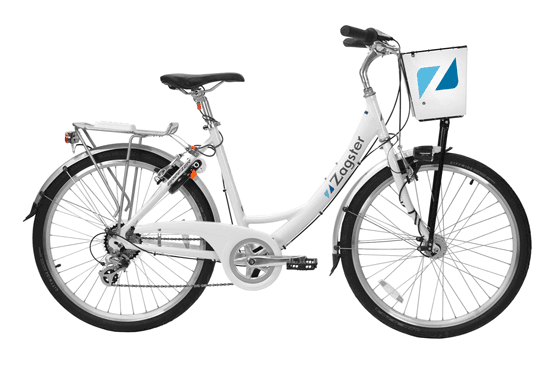 zagster bike small